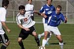 Fotbalová divize C: FC Hradec Králové B - FK Pěnčín-Turnov.