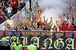 Fotbal, 1. liga: FC Hradec - Sparta Praha 2:1. Sobota 17. července 2010