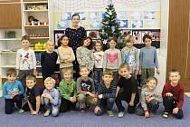 I. A ZŠ Nechanice s třídní učitelkou Janou Šámalovou