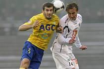 Fotbalová I. Gambrinus liga: FC Hradec Králové - FK Teplice.