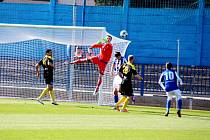 Krajský přebor ve fotbale: FK Náchod - TJ Sokol Kratonohy.