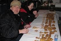 Vánoce v krňovickém skanzenu (sobota 4. prosince 2010)
