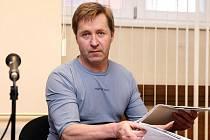 Michal Zeman stanul před královéhradeckým krajským soudem.