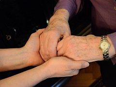 Pomozte hospici zajistit důstojný podzim života