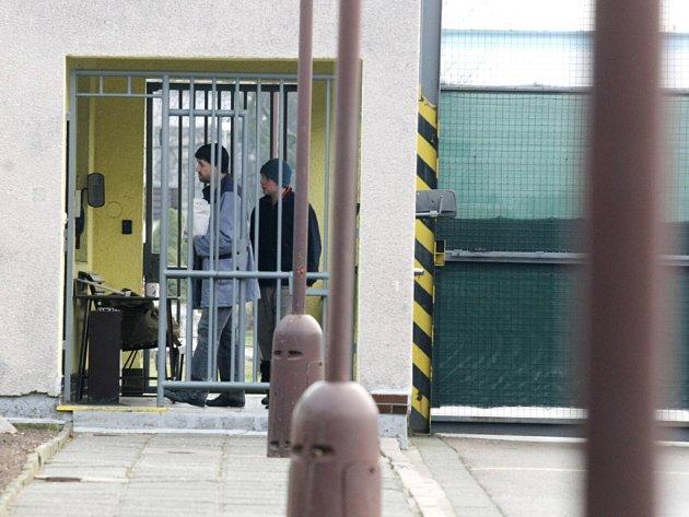 Věznice na hradeckém Pouchově.