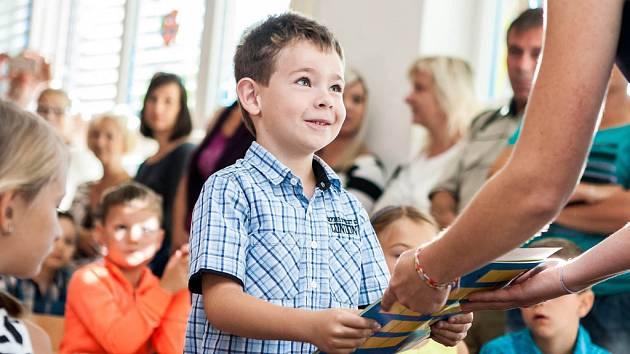 Začátek nového školního roku v Hradci Králové.