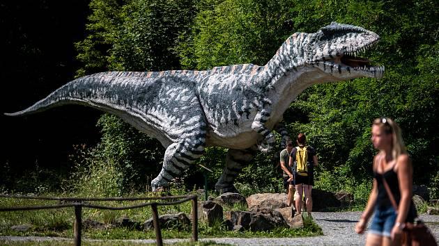 dinosaurus*ilustrační foto