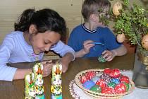 Velikonoce v dětském domově