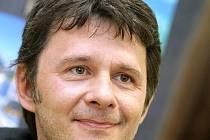 Herec Jan Šťastný.