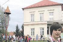 Ve Volanicích na Jičínsku se do chodu radnice zapojí i osmnáctiletý mladík, Lukáš Bognár.