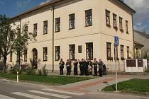 Absolventi školy se opět setkali v Praskačce (18. září 2010).