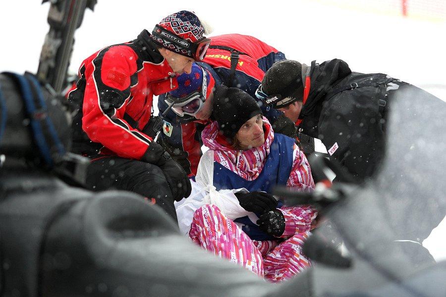 Po roční odmlce se opět konají největší freestylové snowboardové závody v České republice. Tříhvězdičkový TTR contest Quiksilver Snowjam O2 Snowboard Tour  v Peci pod Sněžkou. Horská služba měla plné ruce práce.