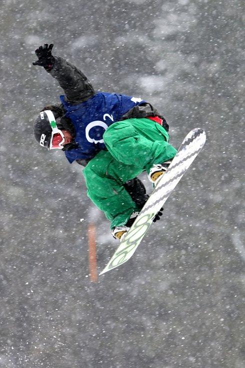 Po roční odmlce se opět konají největší freestylové snowboardové závody v České republice. Tříhvězdičkový TTR contest Quiksilver Snowjam O2 Snowboard Tour  v Peci pod Sněžkou. Jan Dolejší z CZE.
