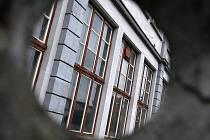 Knihovna Vertex v Hradci Králové.