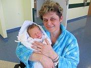 DANIEL VAŠÁTKO:  Rodiče Martina a Vlastimil Vašátkovi z Hradce Králové přivedli na svět 19.11. ve 14,06  hodin syna. Chlapeček po narození vážil 3640 g a měřil 52 cm.