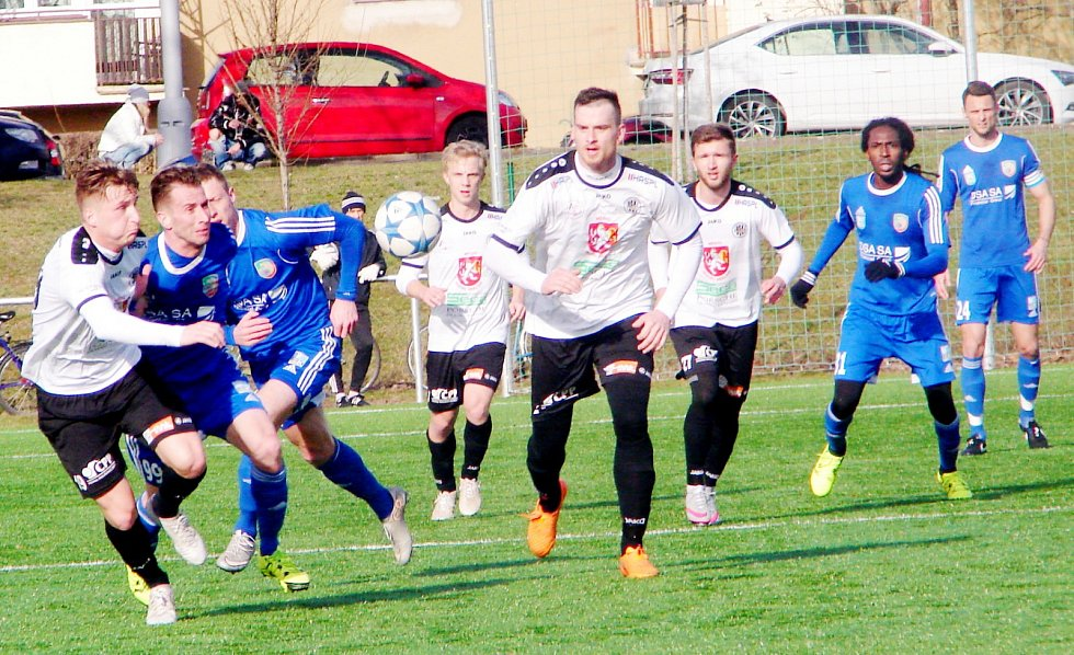 Fotbalová příprava: FC Hradec Králové - Miedź Legnica.