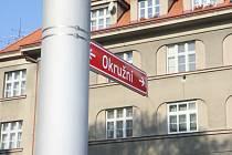 Okružní ulice v Hradci