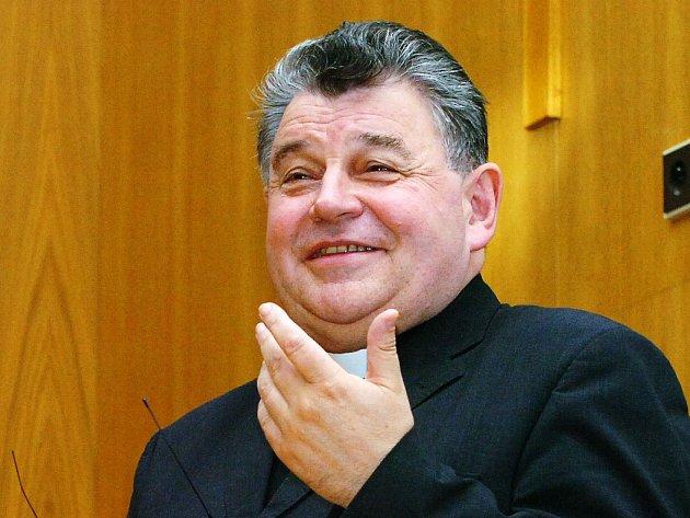Dominik Duka, královéhradecký biskup