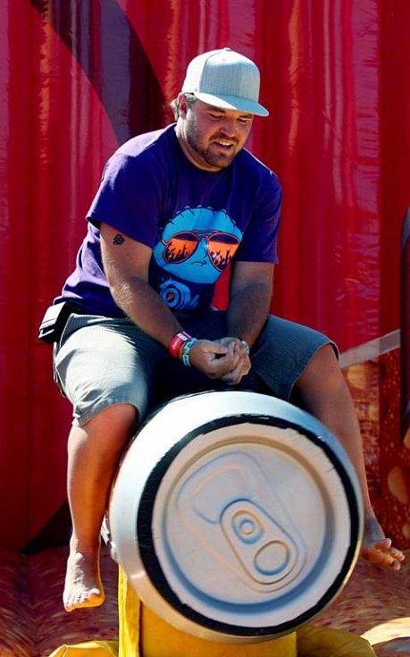 Doprovodný program na Hip Hop Kempu 2010.