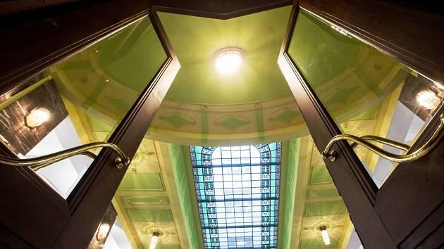 Otevře zrekonstruovaná Galerie moderního umění v září?