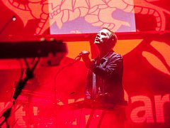 Rock for People 2016, Massive Attack