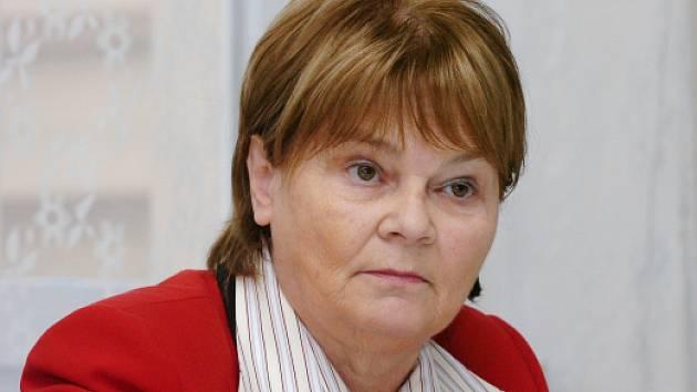 Poslankyně Hana Orgoníková
