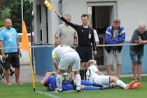 Krajský pohár už dospěl do fáze osmifinále.