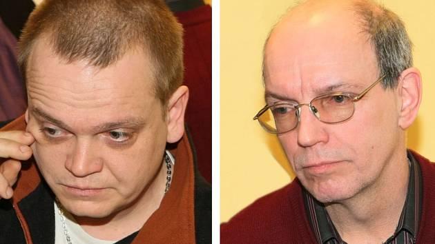 Před krajským soudem stanuli dvaatřicetiletý Martin Westfál z Třebnouševse a jeho otec pětapadesátiletý Karel Westfál.