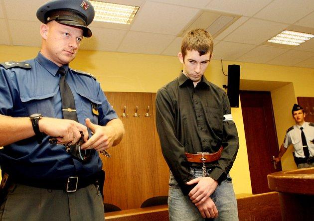 Devatenáctiletého Michala Zemana z Hořiček na Náchodsku poslal dnes za pokus o vraždu třináctiletého kamaráda Dominika Štefla z Trutnova krajský soud na čtrnáct let do vězení s ostrahou.