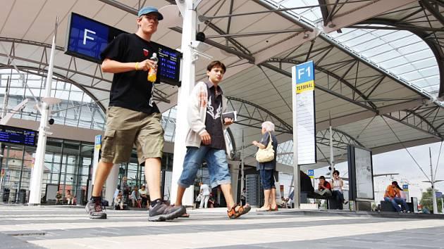 Hradecký terminál