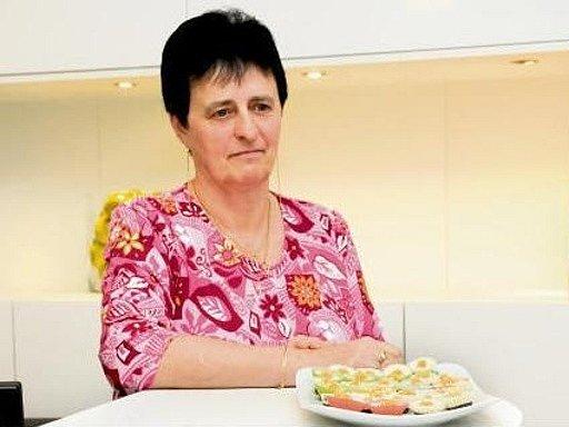 Jitka Šejnohová zKunvaldu.