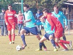 Česká fotbalová liga: SK Převýšov - Union 2013.