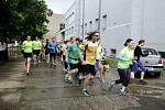 Charitativní běh ve prospěch nadačního fondu Aquapura v Hradci Králové.