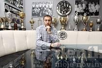 GENERÁLNÍ MANAŽER fotbalového Hradce Králové Richard Jukl věří, že se klub může konečně usadit v první lize.
