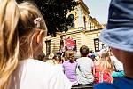 Divadlo evropských regionů - Open Air program.