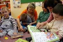Děti v hradeckém zařízení Prointepo.