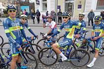 Šestice jezdců Elkov Kasper startovala na jednorázovém závodě ve Slovinsku, dva z nich skončili v TOP 10.