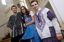 Studenti hradecké univerzity představily život v Ghaně poté, co se vrátili z tamního studia.