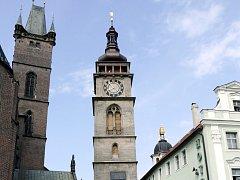 Bílá věž v Hradci Králové.