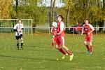 Krajská fotbalová I. A třída: TJ Start ZD Ohnišov - FK Vysoká nad Labem.