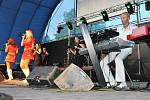 Festival revivalových rockových kapel ve Výravě v sobotu 11. července 2009.