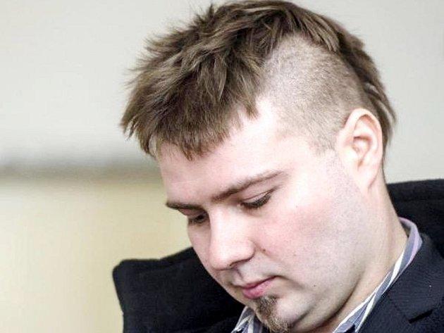 Majitel psů Pavel Horna před soudem.