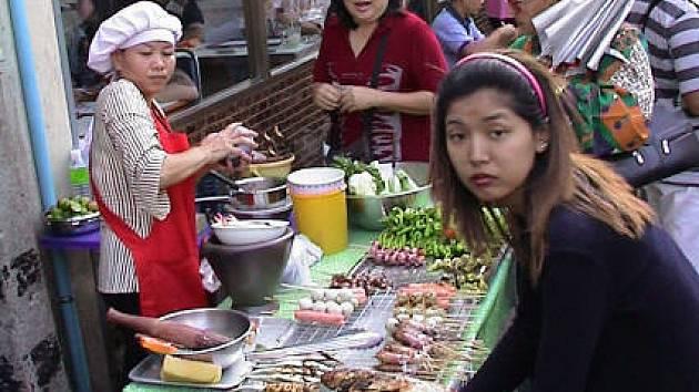 Thajská kuchyně je velmi pestrá.