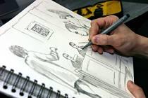 Pavel Trnka kreslí průběh soudního procesu