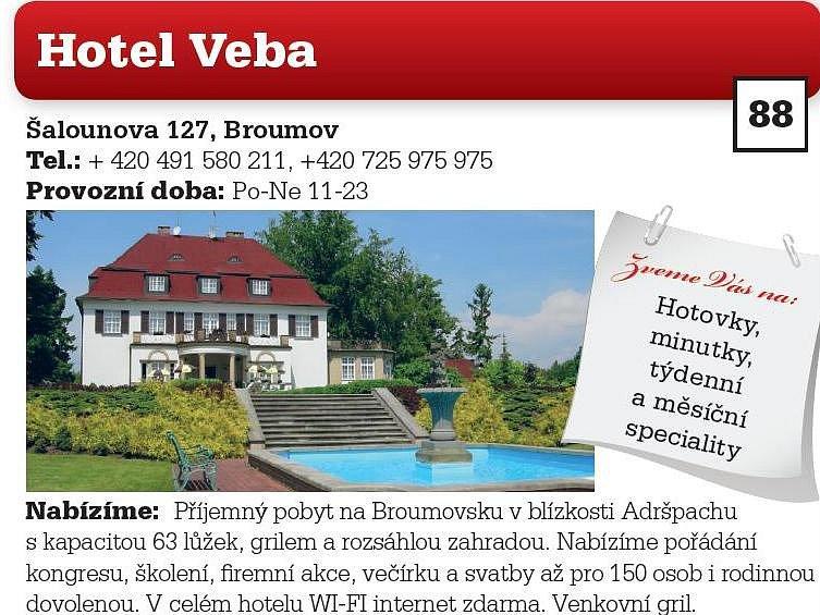 Hotel Veba