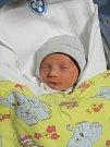 FILIP MĚSTECKÝ se narodil světa 6. prosince v 8.43 hodin. Vážil 2890 g.  Velice potěšil rodiče Janu Kohoutovou a Jiřího Městeckého z Hradce Králové.