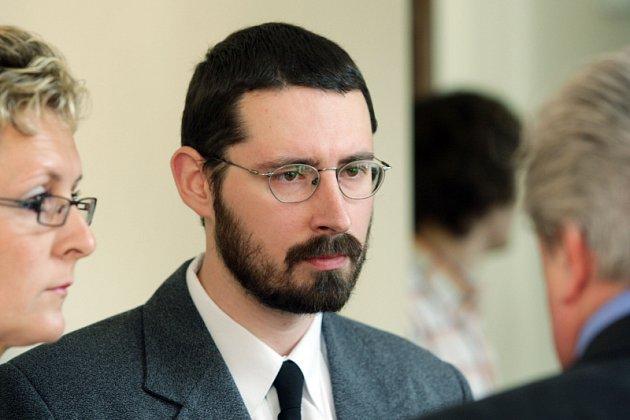 Soud s Jiřím Jungmanem.