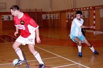 Futsalová II. liga - západ: Salamandr Hradec Králové - Goll Běloves.