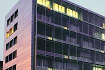 Vítěz. Krajskou Stavbou roku je budova ČEZ u hradeckého nádraží, opravená společností Valc.