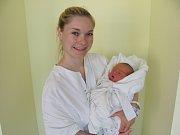 ANNA CHARVÁTOVÁ poprvé spatřila světlo světa 16. května v 7.24 hodin. Vážila 3400 g a měřila 52 cm. Potěšila rodiče Alenu a Tomáše Charvátovy ze Svobodných Dvorů.